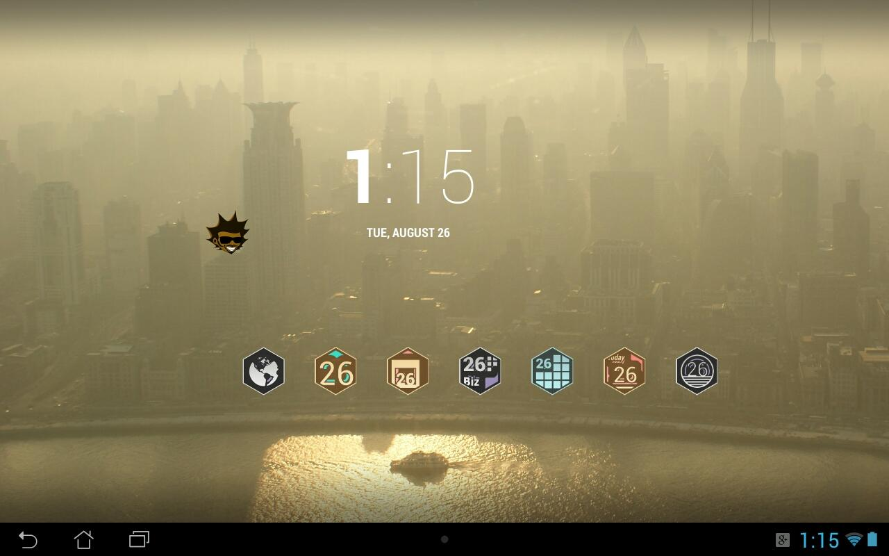 Tha Medal - Icon Pack Screenshot 2