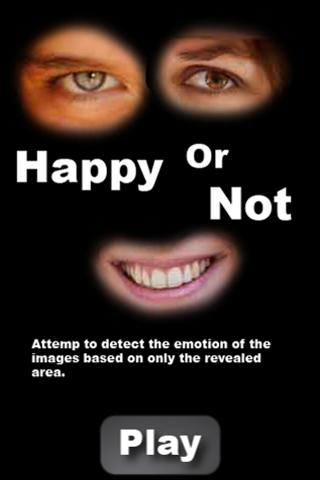 Happy Or Not - Free