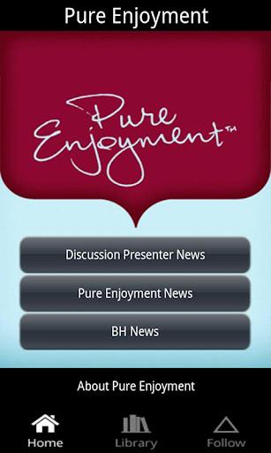 免費書籍App|Pure Enjoyment: Presenter|阿達玩APP
