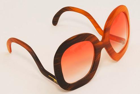 Brillen mit Menschenhaar