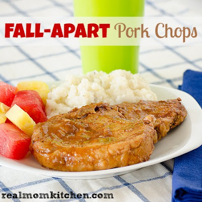 Fall-Apart Pork Chops and Another Award