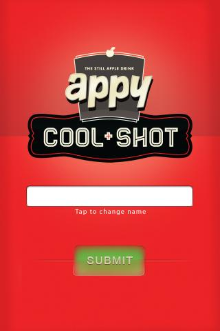 Appy Cool- Shot