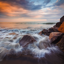 Pengambengan in motion by Budi Astawa - Landscapes Waterscapes ( bali, pengambengan, negara )
