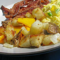 Home Fried Breakfast Potatoes
