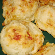 Pepperoni Drop Biscuits