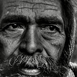 Wrinkles Of Experiences by Parth Chhatrala - People Portraits of Men (  )