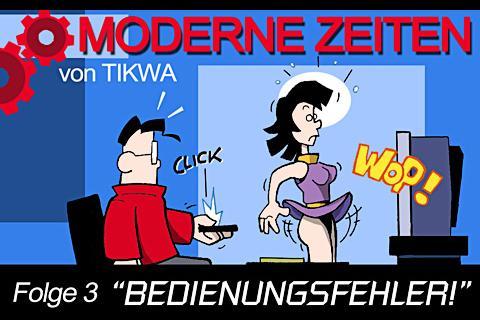 Lustige deutsche Comics F 3 LP