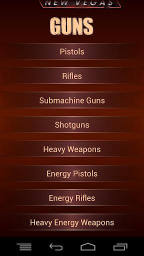 輻射新維加斯槍