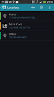 Screenshot of Profile Scheduler+