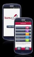 Screenshot of Loans Actually