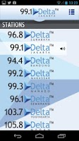 Screenshot of Delta FM