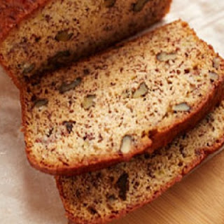Healthy Banana-Nut Bread
