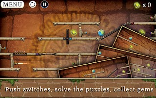 Screenshot of Puzzle Sphere