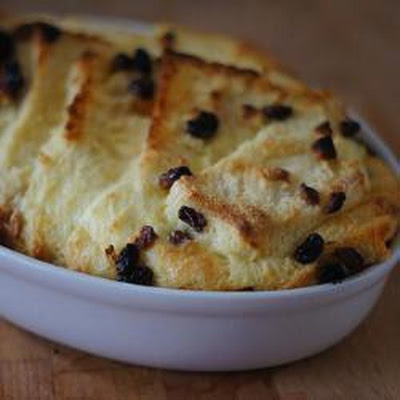 Skinny Bread And Butter Pudding - Low Calorie