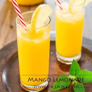Mango Lemonade Recipes