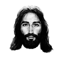 Jesus widgets icon