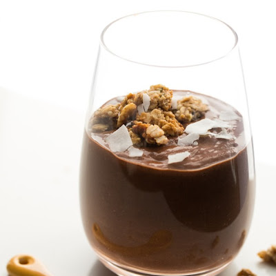 {Almost} Instant Chocolate Chia Pudding