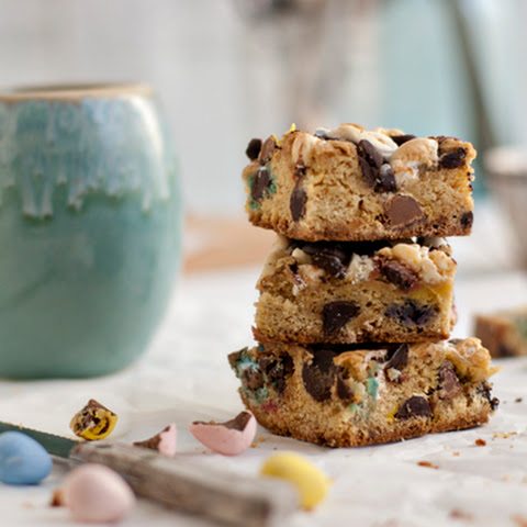 Loaded Candy Cookie Bars