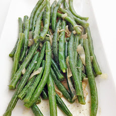 Easiest Green Beans