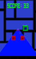 Screenshot of Geometry Run Impossible Rush