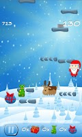 Screenshot of app²santa jumper
