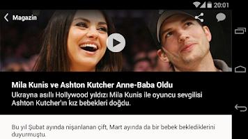 Screenshot of Haberler: Son Dakika Haberleri