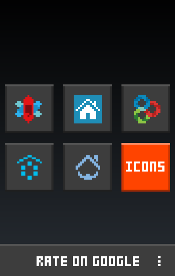 8-BIT Icon Theme Screenshot 9