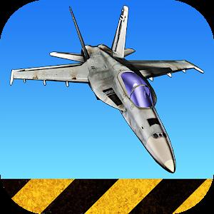 Cover art F18 Carrier Landing