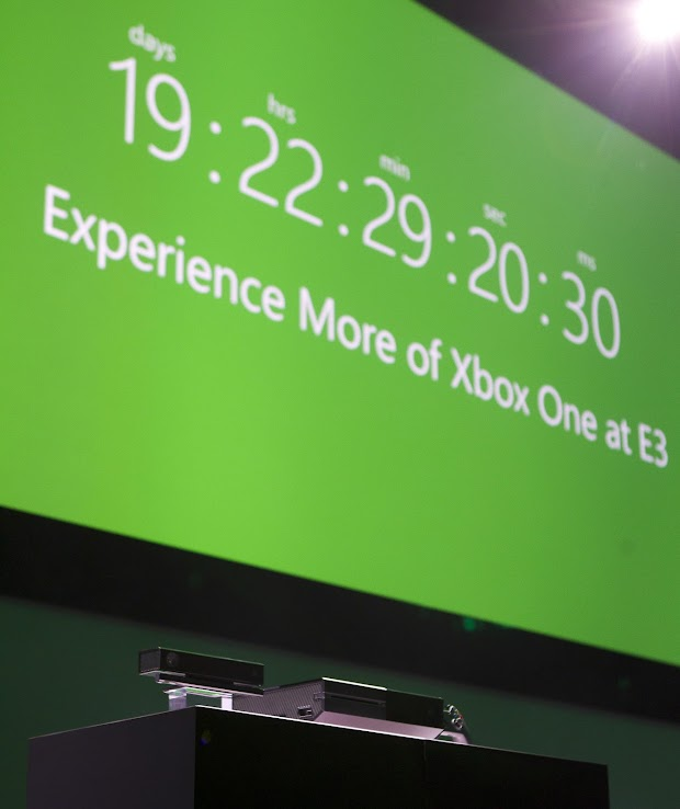 The Xbox One: Our First Impressions