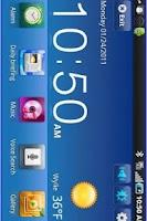 Screenshot of Desk Home Samsung Epic GB