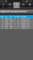 Screenshot of 4G Speedmonitor   Speedtest