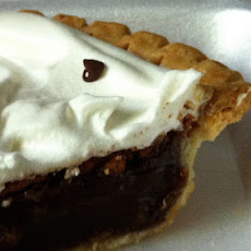 Chocolate Ribbon Pie