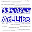 Ultimate Ad-Libs (Mad Libs) icon