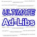 Ultimate Ad-Libs (Mad Libs) icon