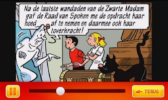 Screenshot of De Stuivende Stad.