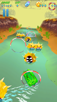 Screenshot of Turbo River Racing Free