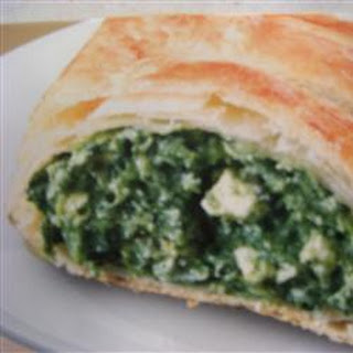 Spinach Strudel Recipes