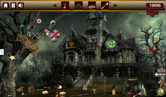 Hidden Object - Mansion Free - screenshot