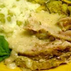 Turkey with Mushroom Sauce