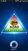 Screenshot of Azad Telecom