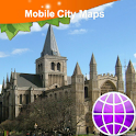 Rochester UK Street Map icon