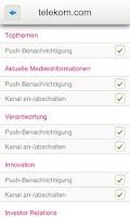 Screenshot of Telekom.com