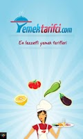 Screenshot of YemekTarifci
