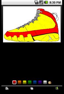 APK App Air Jordan Coloring Book For IOS