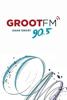 Screenshot of Groot FM