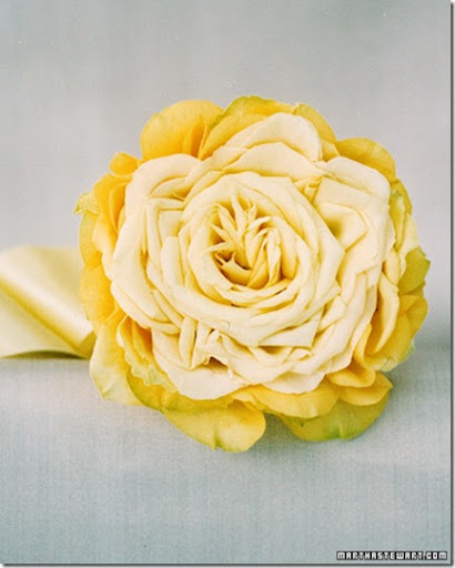 Yellow Wedding Bouquets, Yellow Wedding Flower Bouquets