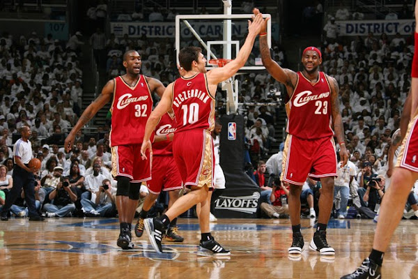 2008 NBA Playoffs R1G6 Three is a Lucky Number
