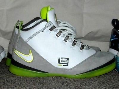 Nike LeBron James Zoom Soldier II Dunkman Sample