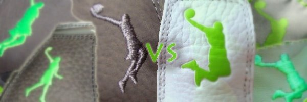 header dunkman logos The Dunkman Logo   Original vs Flying Dunkman