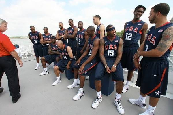 LeBron James and USA Basketball Take Over New York City